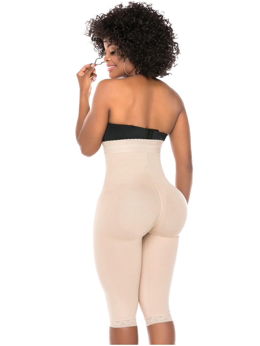 17c0ce8bb Fajas Salome 0219 High Waist Slimming Underwear Butt Lifting Leggings Capris  2 2 of 5 ...